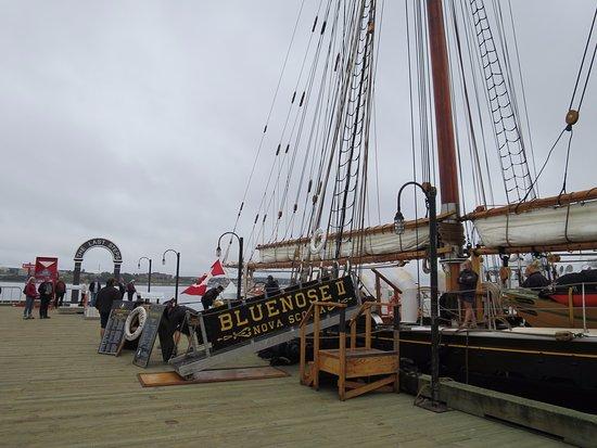 ลือเนนบูร์ก, แคนาดา: Bluenose II
