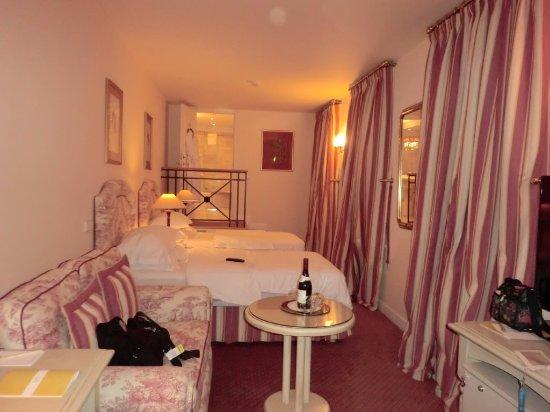 Narutis Hotel: ツインの部屋