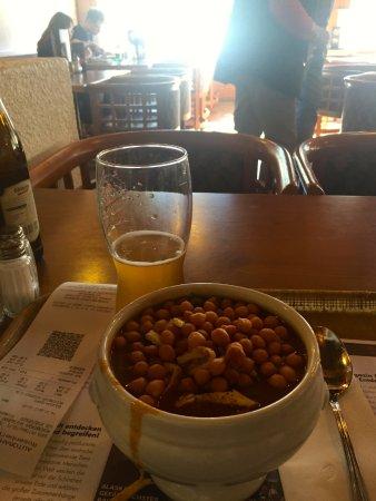 Pettnau, Austria: gulaschsuppe grande
