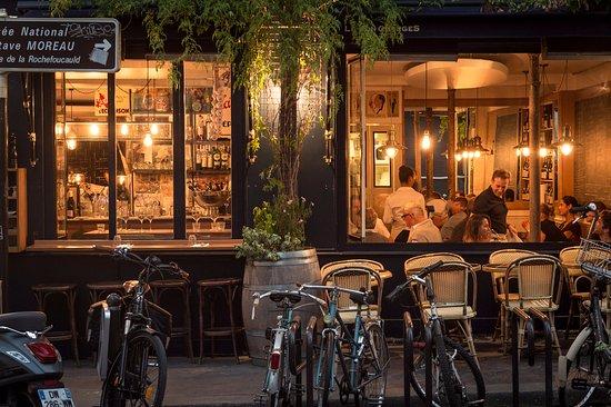 Le bon georges paris op ra bourse restaurant avis for Bourse exterieur