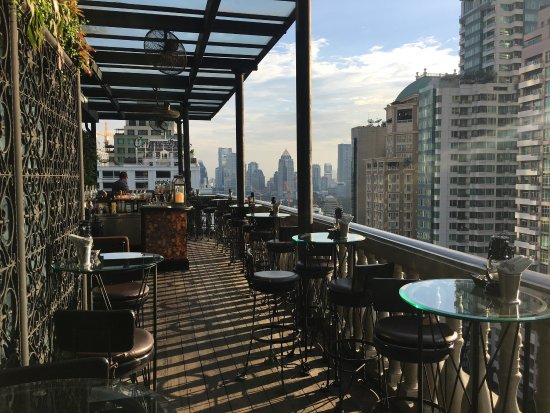 Photo1 Jpg Picture Of The Speakeasy Rooftop Bar Bangkok