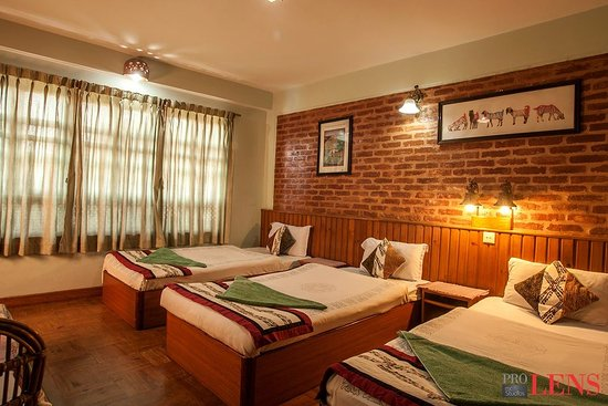 Shiva Guest House1 & 2: Triple Room