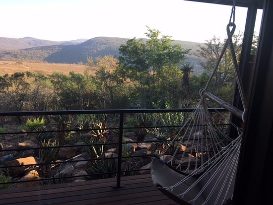 Rorke's Drift, Sudáfrica: View from lodge room