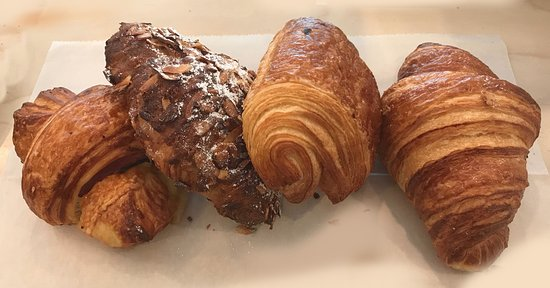 Montpellier, VT: Croissants for every taste- savory, or sweet