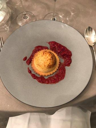 Le Jardin des Brouches : dessert