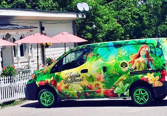 Thornton, Canadá: The Veggie Van