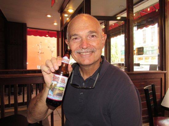 Trinidad, Kolorado: Moose Drool beer - tasty!