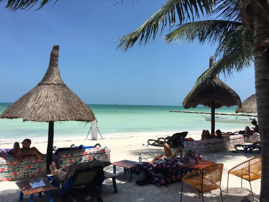 ‪‪Holbox Dream Beach Front Hotel by Xperience Hotels‬: spiaggia‬
