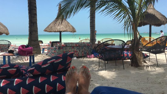 ‪‪Holbox Dream Beach Front Hotel by Xperience Hotels‬: relax!‬