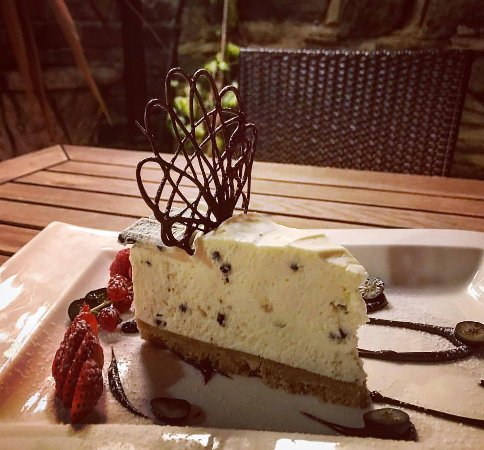 Sandbach, UK: Cheesecake of the Day