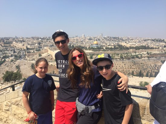 Dave's Dynamic Tours of Israel