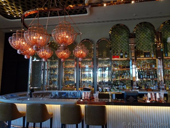 Stylish bar - Picture of The Waiting Room, Perth - TripAdvisor