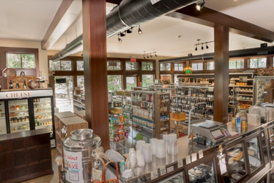 The Artisan Gourmet Market: Our beautiful market!