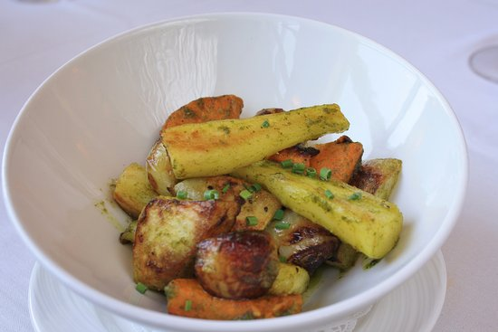 Lincolnshire, IL: Roasted Root Vegetables