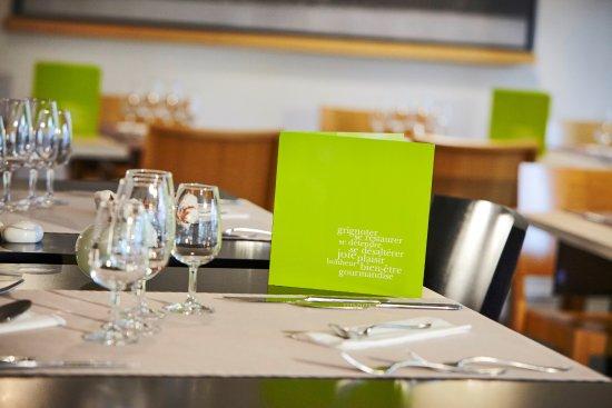 Kyriad Tours Sud - Chambray Les Tours : Restaurant... pour reprendre des forces !