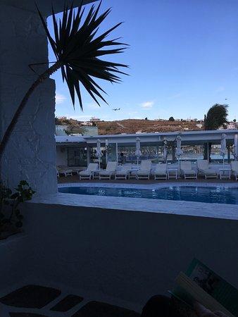 Petinos Beach Hotel Photo