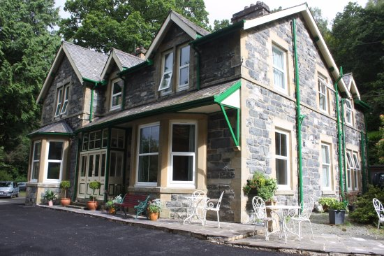 Tan Dinas Country House: Pure Welsh heaven