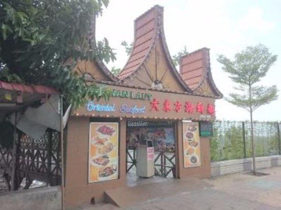 Oriental Seafood Restaurant Penang