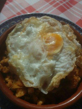 Virgen De La Estrella: Menú perfecto!!