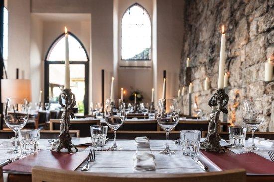 Buren an der Aare, Suisse : Il Grano innen