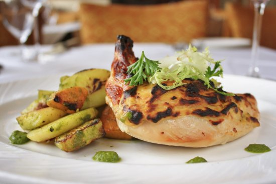 Burr Ridge, IL: Gerber Farms Chicken