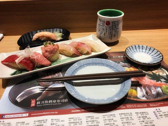 Itacho Sushi (Yashili Avenue): Excellent Sushi!!