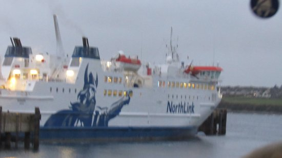 Northlink Frerry From Stromness To Scrabster Picture Of Northlink Ferries Stromness Tripadvisor