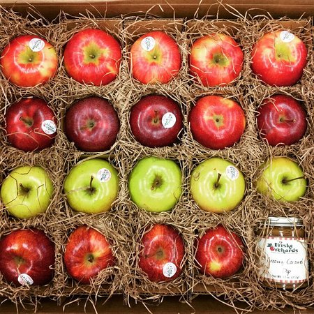 Ellsworth, Мичиган: Apple Lover Gift Pack