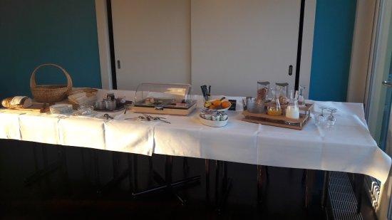 Hurden, Swiss: Frühstück