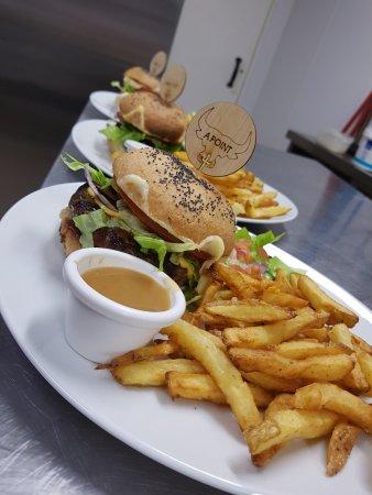 Treize-Septiers, France: nouveaux pain maison