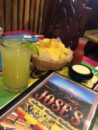 Jose S Authentic Mexican Restaurant Baraboo Wi