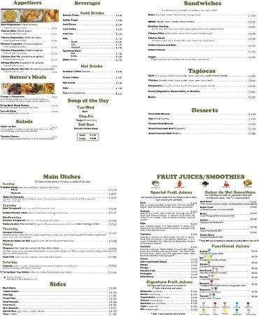 Carbondale, IL: NEW MENU