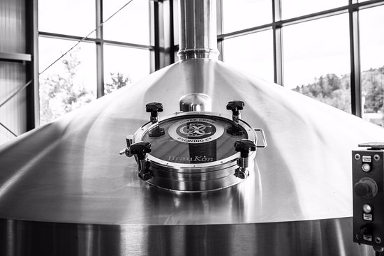 Otter Creek Brewing: State-of-the-art, German-engineered brew house