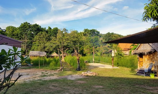 Entrance - Picture of Slacklines Hostel, Ko Lanta - Tripadvisor