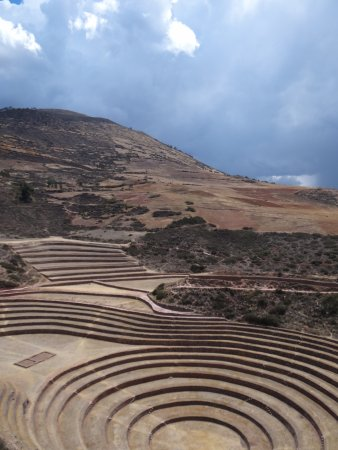 Maras, Perú: Overwhelming site and sight!!!