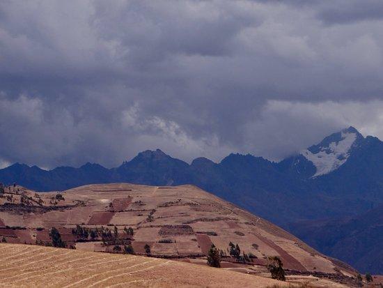 Maras, Perú: Beautiful countryside