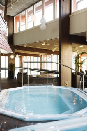 Are, Sweden: Jacuzzi i Tott Spa