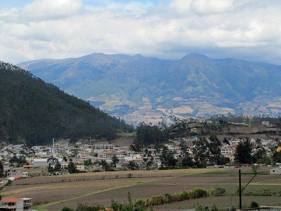 village of Peguche
