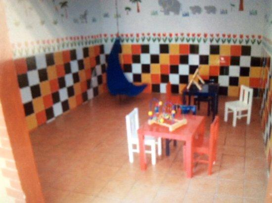 Santiago del Teide, Espanha: Kids area
