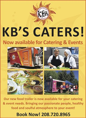 Hailey, ID: KB's Caters