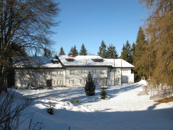 Renon, İtalya: Il Soggiorno in inverno