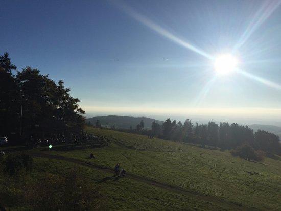 Schotten, Allemagne : Blick vom Berg