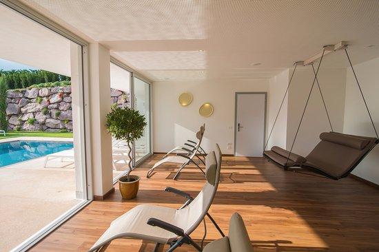 Postal, Italy: Hidalgo Balance Mini Spa - Relax Room