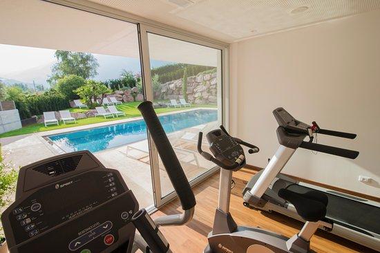 Postal, Italy: Hidalgo Balance Mini Spa - Fitness Room