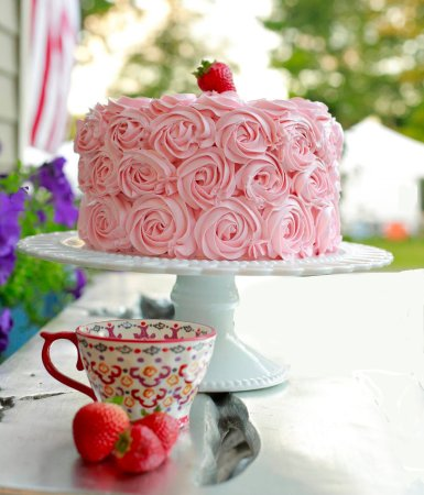 Stone Ridge, Estado de Nueva York: Specialty Cake