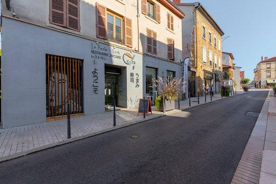 Caluire et Cuire, France: Bienvenue!!!
