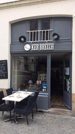 Restaurant Nantes  Rue Heronniere Nantes