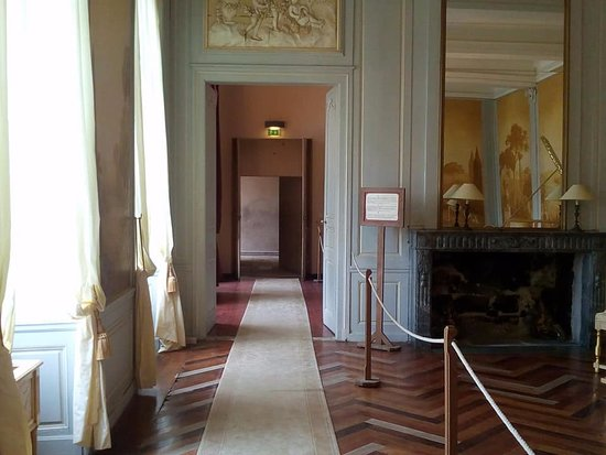Roujan, France: couloir
