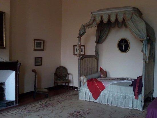 Roujan, France: la chambre