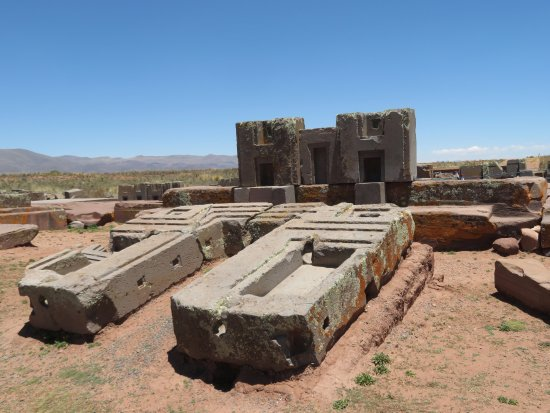 Amazing Granite Stone Work Picture Of Puma Punku Tiahuanaco